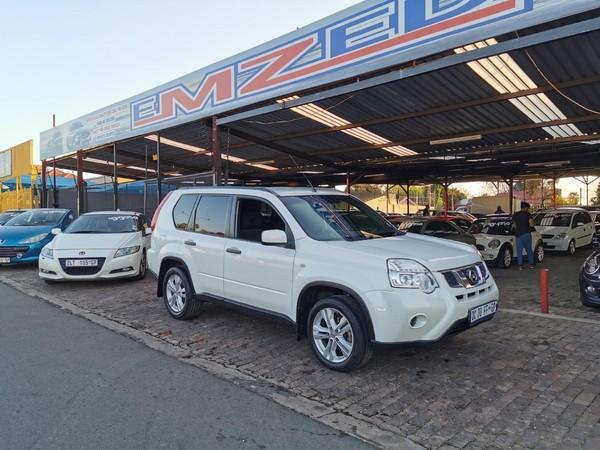 2014 Nissan X-Trail 2.0 Dci 4x2 Xe r82r88  Gauteng Benoni_0