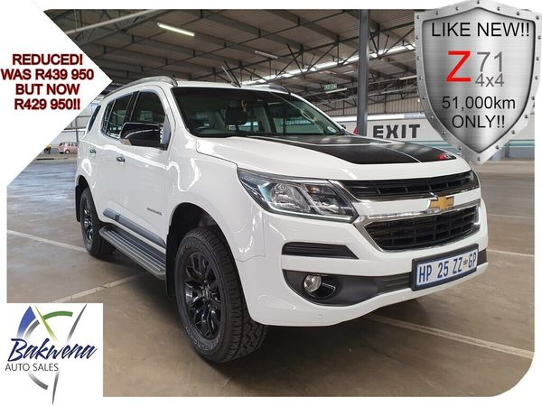 2017 Chevrolet Trailblazer 2.8 LTZ 4X4 Auto Z71 Gauteng Karenpark_0