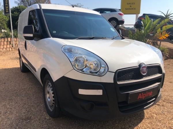 2014 Fiat Doblo Cargo 1.4 Fc Pv  Kwazulu Natal_0