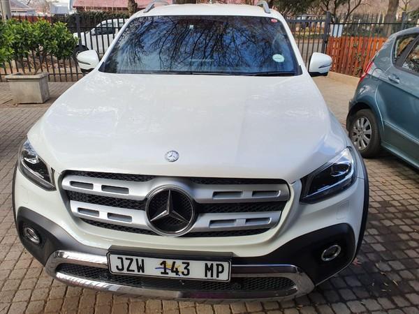 2020 Mercedes-Benz X-Class X350d 4Matic Power Mpumalanga Secunda_0