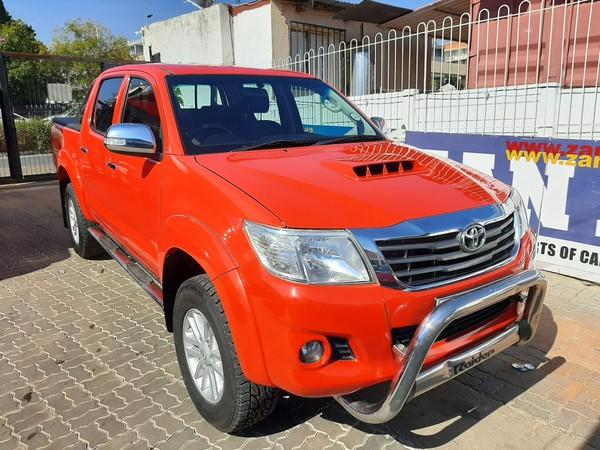 2014 Toyota Hilux 3.0 D-4d Raider Rb Pu Dc  Gauteng Bramley_0