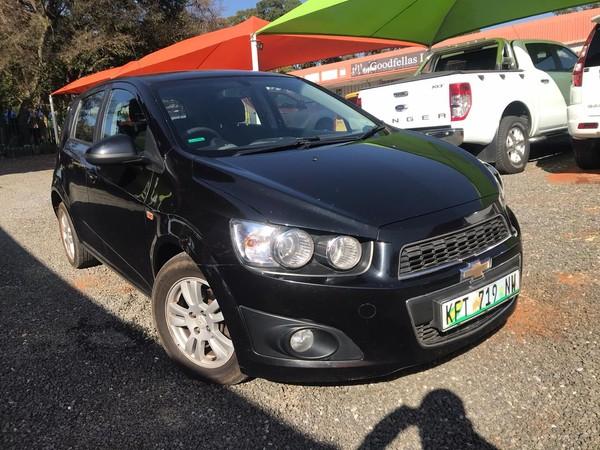 2012 Chevrolet Sonic 1.4 Ls 5dr  North West Province Rustenburg_0