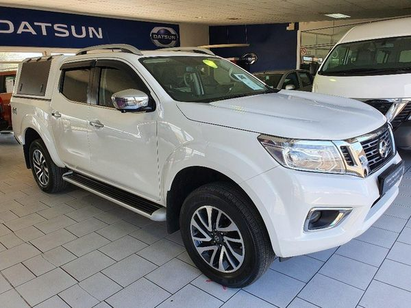 2019 Nissan Navara 2.3D LE 4X4 Double Cab Bakkie Northern Cape Kimberley_0