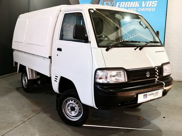 2020 Suzuki Super Carry 1.2i PU SC Western Cape Somerset West_0