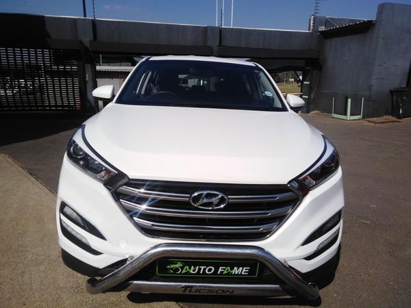 2017 Hyundai Tucson 2.0 Premium Auto Gauteng Johannesburg_0