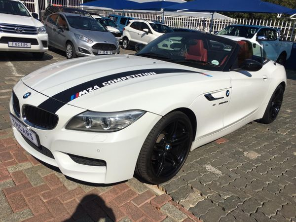 2014 BMW Z4 Sdrive20i M Sport At  Gauteng Bramley_0