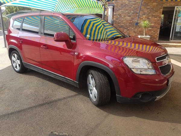 2011 Chevrolet Orlando 1.8ls  Gauteng Pretoria_0
