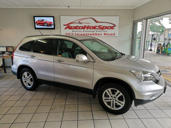 2012 Honda CR-V 2.0 Comfort  Western Cape Parow_0