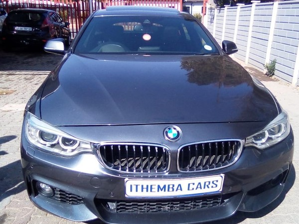 2016 BMW 4 Series BMW 4 Series 420d Coupe Sports-Auto Gauteng Bramley_0