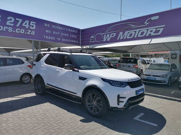 2018 Land Rover Discovery 3.0 TD6 HSE Western Cape Bellville_0