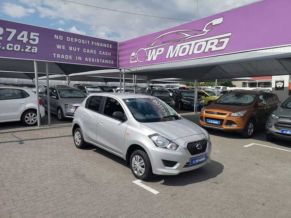 2018 Datsun Go 1.2 LUX AB Western Cape Bellville_0