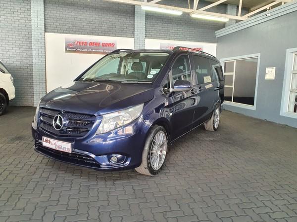 2015 Mercedes-Benz Vito 114 2.2 CDI Tourer Pro Gauteng Vereeniging_0