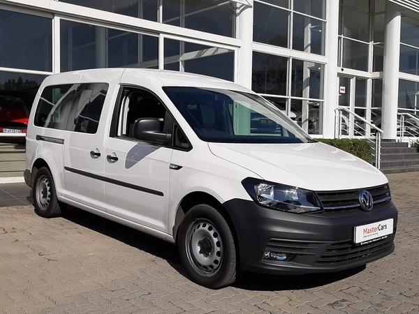 2019 Volkswagen Caddy MAXI Crewbus 2.0 TDi Gauteng Midrand_0