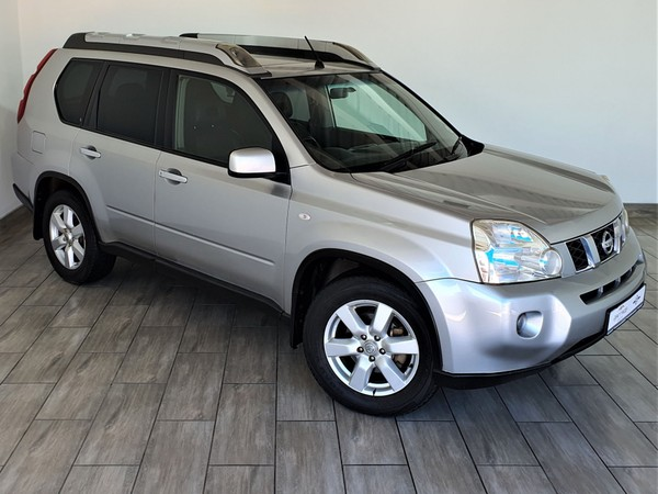 2010 Nissan X-Trail 2.5 Le 4x4 At r73  Free State Bloemfontein_0
