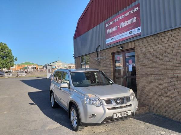 2011 Nissan X-Trail 2.0 Dci 4x2 Xe r82r88  Western Cape Brackenfell_0