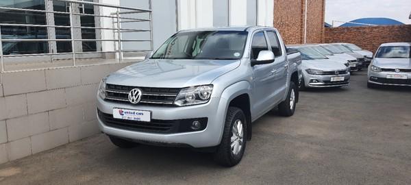 2015 Volkswagen Amarok 2.0TDi Trendline 103KW Double cab bakkie Gauteng Johannesburg_0