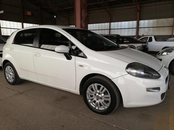 2012 Fiat Punto 1.4 Easy 5dr  Free State Welkom_0