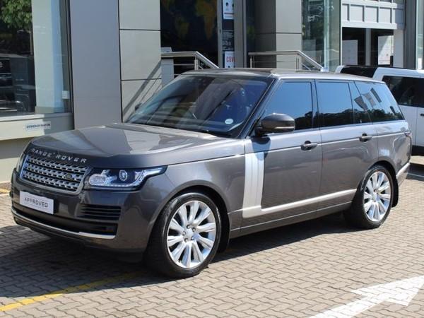 2017 Land Rover Range Rover 3.0 TD V6 VOGUE Kwazulu Natal Hillcrest_0