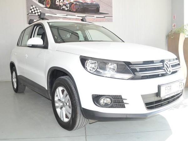2015 Volkswagen Tiguan 1.4 Tsi Bmo Tren-fun 90kw  Free State Bloemfontein_0