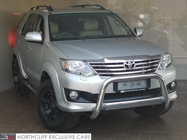 2012 Toyota Fortuner 4.0 V6 Heritage Rb At  Gauteng Randburg_0