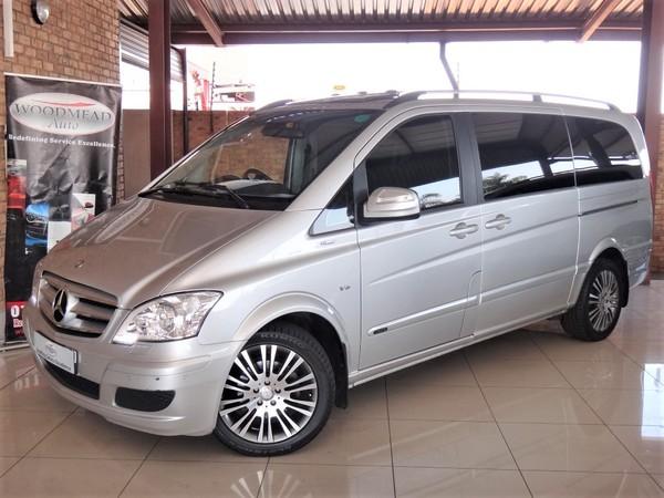 2013 Mercedes-Benz Viano 3.0 Cdi Ambiente At  Gauteng Boksburg_0