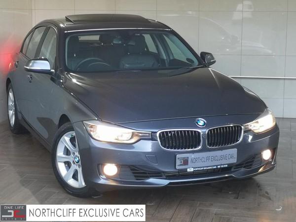 2012 BMW 3 Series 320i  MANUAL Gauteng Randburg_0