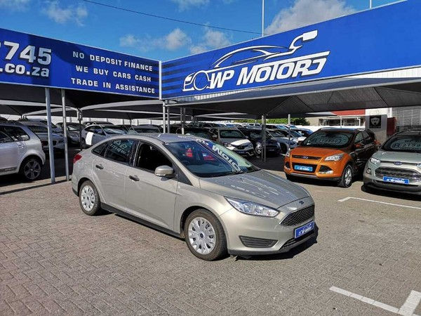 2017 Ford Focus 1.0 Ecoboost Ambiente Western Cape Bellville_0