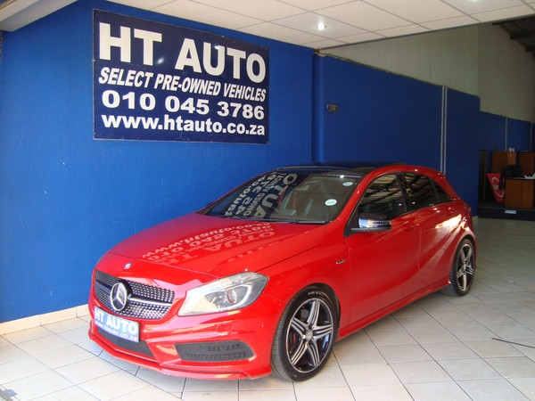 2015 Mercedes-Benz A-Class A 250 Sport At  Gauteng Boksburg_0