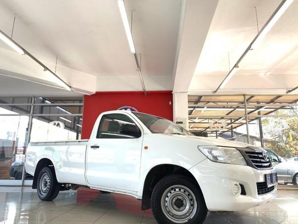 2013 Toyota Hilux 2.0 Vvti S Pu Sc  Gauteng Vereeniging_0