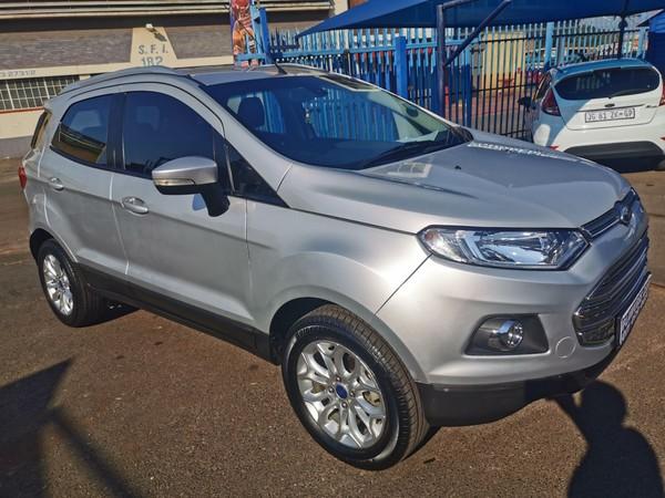 2014 Ford EcoSport 1.5TD Titanium Gauteng Johannesburg_0