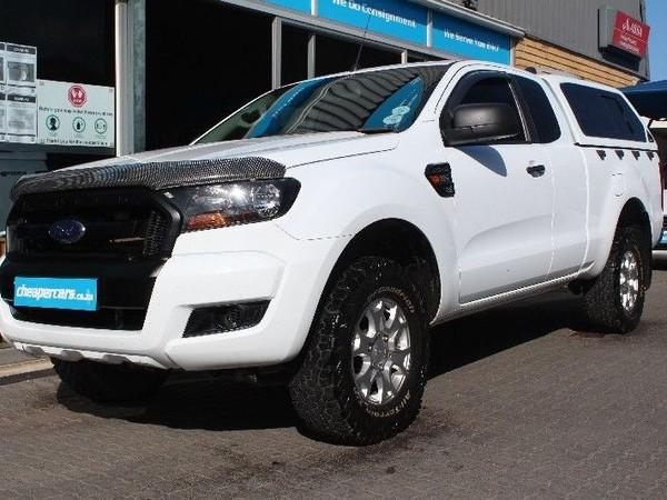2018 Ford Ranger 2.2TDCi XL PU SUPCAB Western Cape Bellville_0