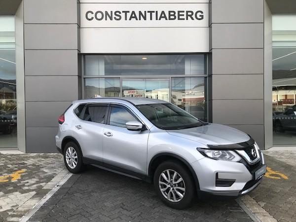 2017 Nissan X-Trail 2.0 Visia Western Cape Tokai_0
