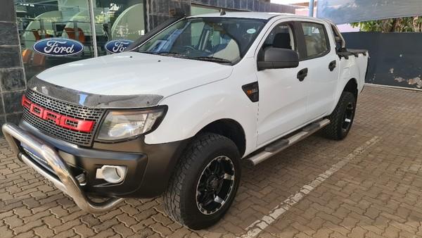 2016 Ford Ranger 2.2tdci Xl Pu Dc  Limpopo Mokopane_0