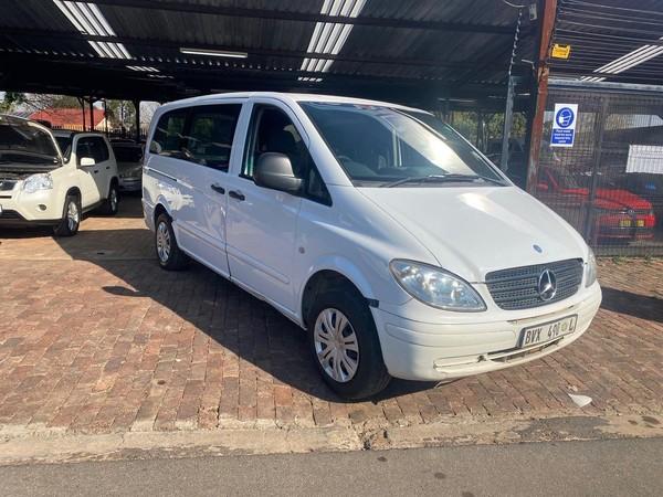 2008 Mercedes-Benz Vito 115 2.2 Cdi Fc Pv  Gauteng Benoni_0