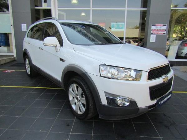 2013 Chevrolet Captiva 2.2d Ltz 4x4 At  Gauteng Pretoria_0