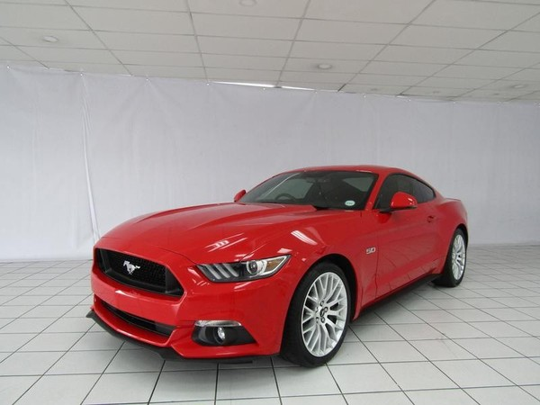 2017 Ford Mustang 5.0 GT Auto Western Cape Milnerton_0