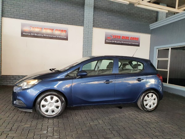 2017 Opel Corsa 1.0T Essentia 5-Door Gauteng Vereeniging_0