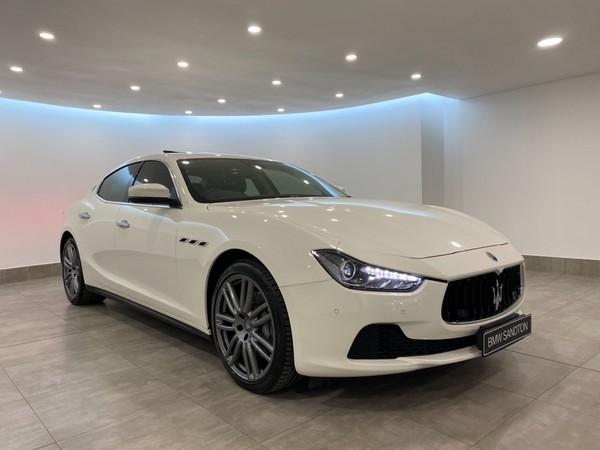 2019 Maserati Ghibli Diesel Gauteng Sandton_0