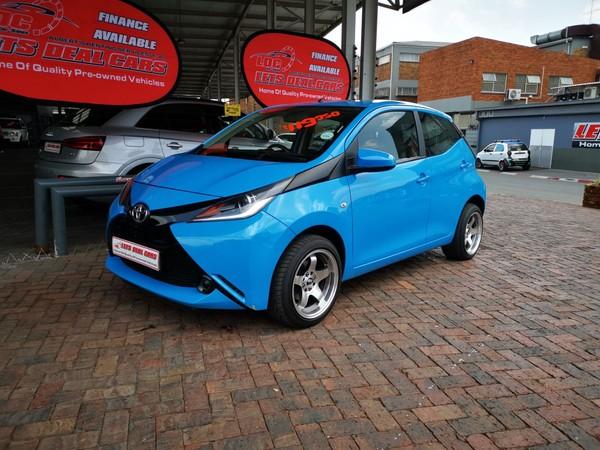 2016 Toyota Aygo 1.0 Fresh 5dr  Gauteng Vereeniging_0