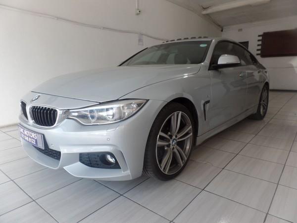 2015 BMW 4 Series 420D Coupe M Sport Auto Gauteng Johannesburg_0