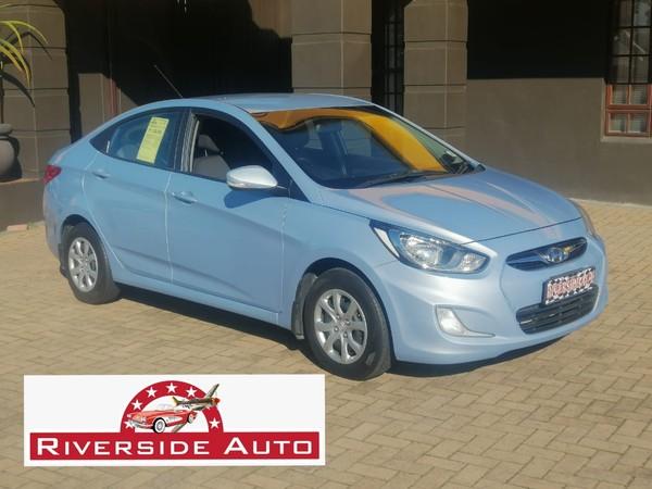 2013 Hyundai Accent 1.6 Gls  Western Cape Cape Town_0