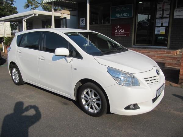 2011 Toyota Verso 1.6 Sx  Kwazulu Natal Pinetown_0