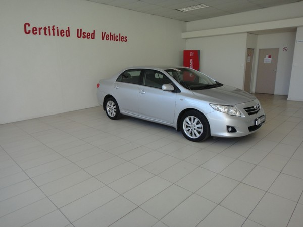 2010 Toyota Corolla 1.6 Advanced  Western Cape Ceres_0