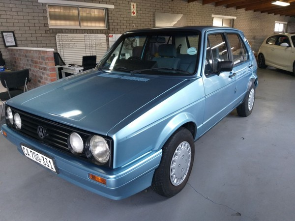 1993 Volkswagen CITI Golf 1.6 L At  Western Cape Plumstead_0