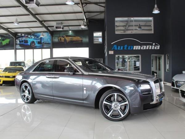 2016 Rolls-Royce Ghost 2016 Rolls-Royce Ghost Gauteng Kyalami_0