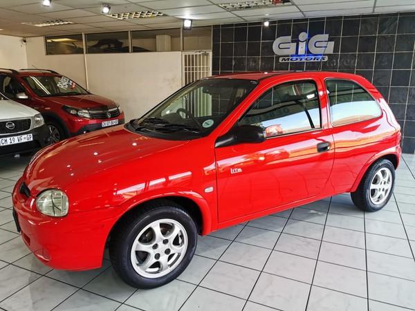 2007 Opel Corsa Lite  Gauteng Edenvale_0