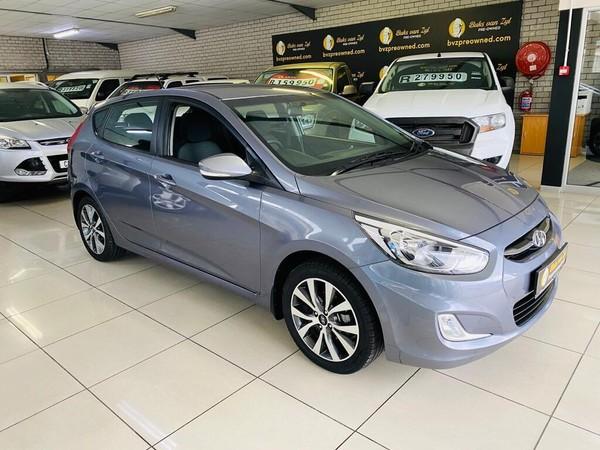2017 Hyundai Accent 1.6 Fluid 5-Door Western Cape Paarl_0