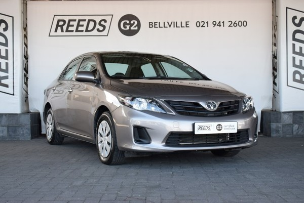2019 Toyota Corolla Quest 1.6 Auto Western Cape Bellville_0