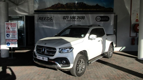 2019 Mercedes-Benz X-Class X250d 4x4 Power Auto Western Cape Goodwood_0