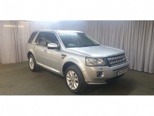 2013 Land Rover Freelander Ii 2.2 Sd4 Se At  Gauteng Roodepoort_0